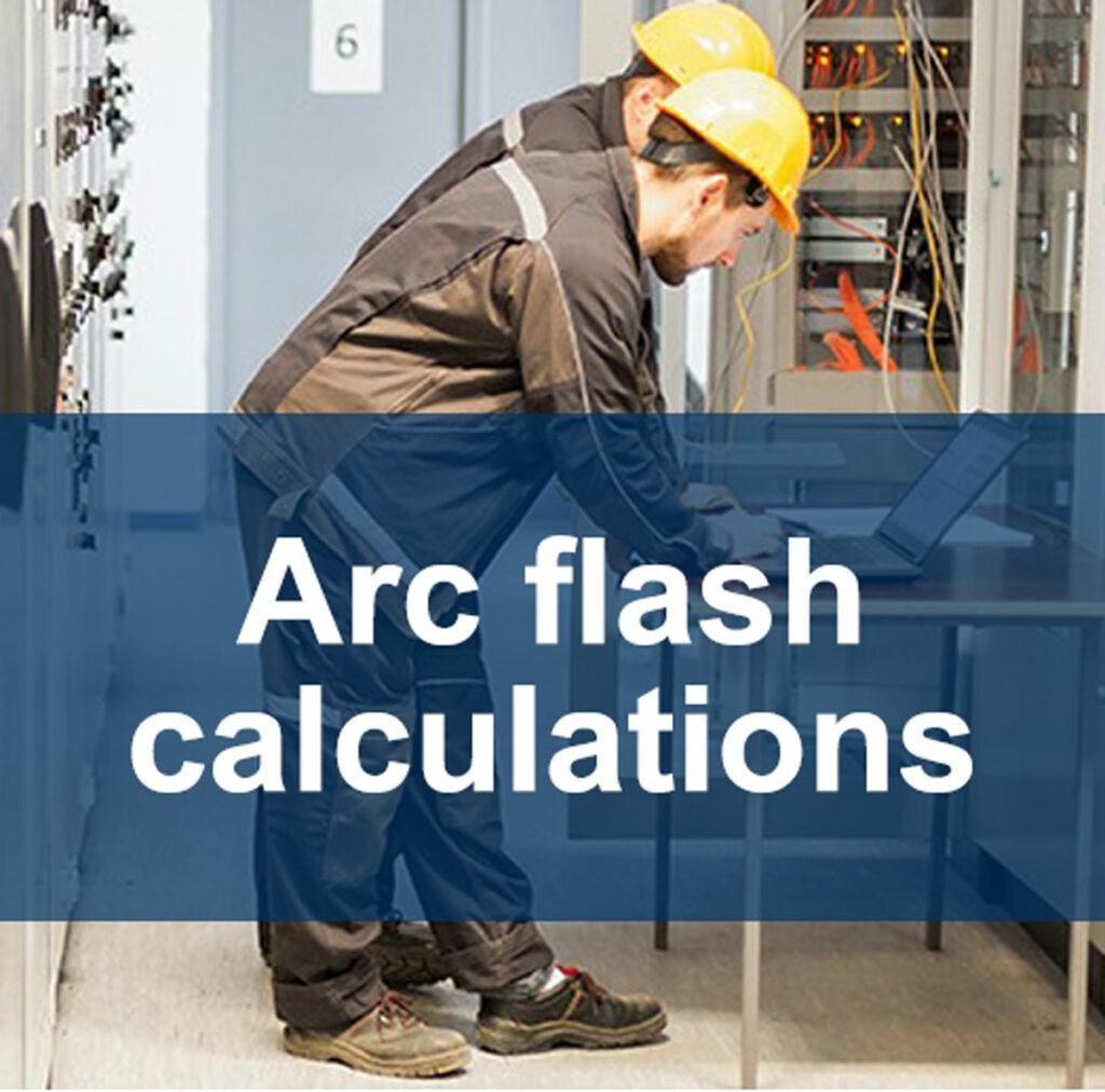 HyTEPS Arc flash calculations