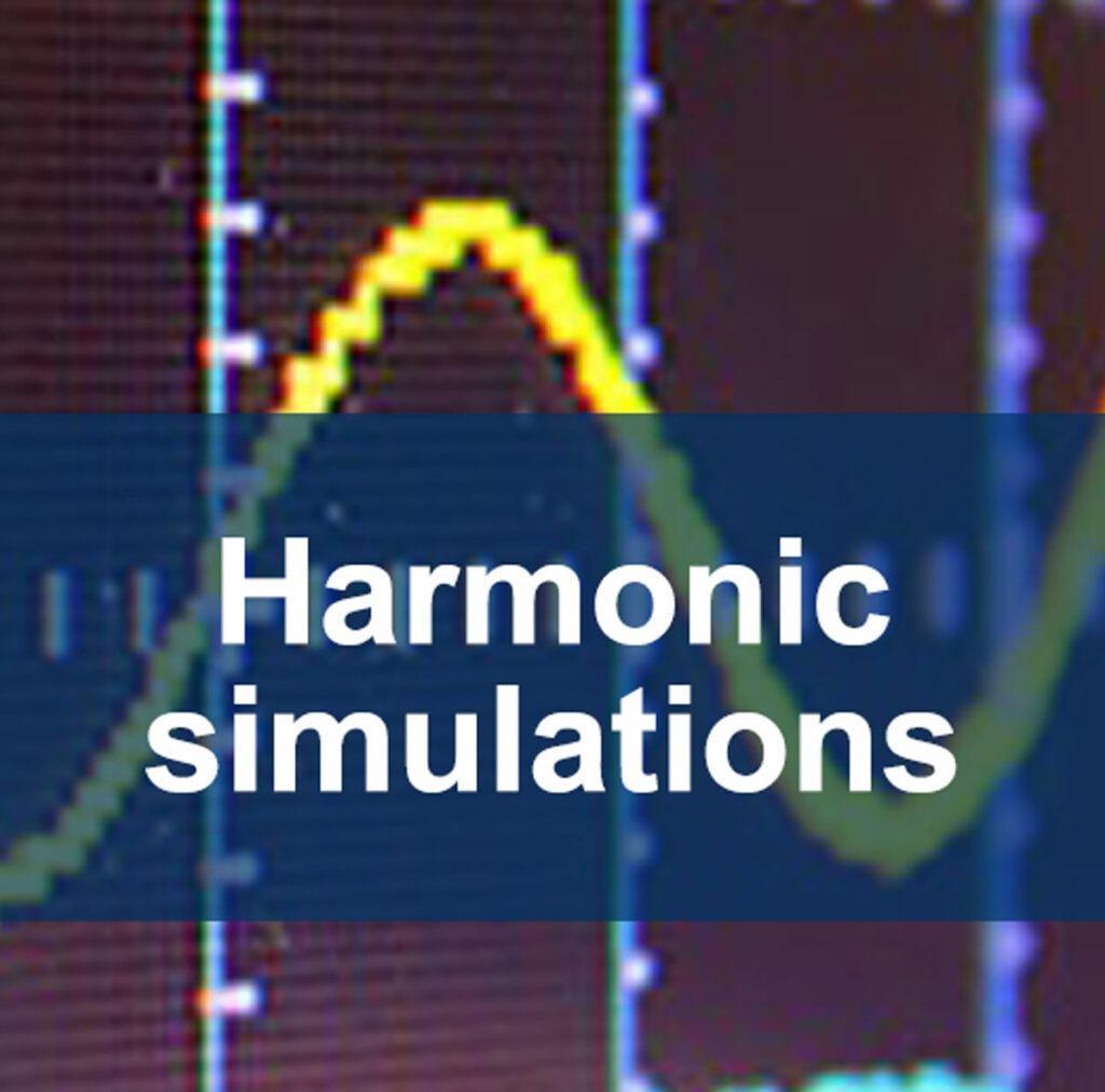HyTEPS Harmonic Simulations